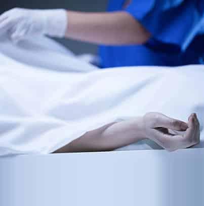 Adaptation à l'emploi des personnels de service mortuaire