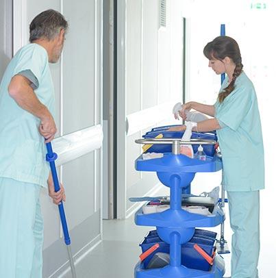 Assurance qualité dans le domaine du bionettoyage