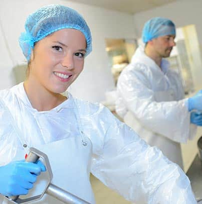 Bonnes pratiques d'hygiène alimentaire et démarche HACCP