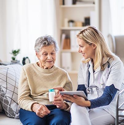 La prise en charge médicamenteuse du sujet âgé
