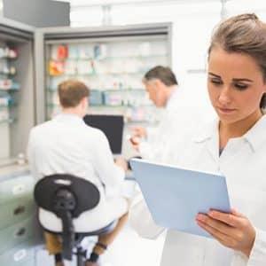 Le rôle des référents pharmacie de service