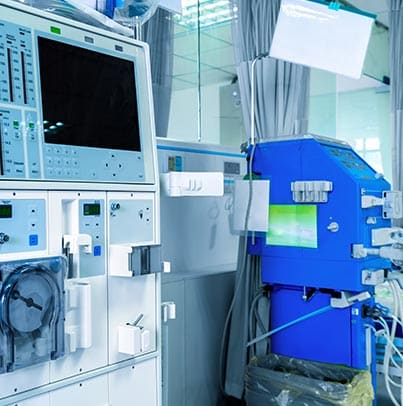 L'eau en hémodialyse