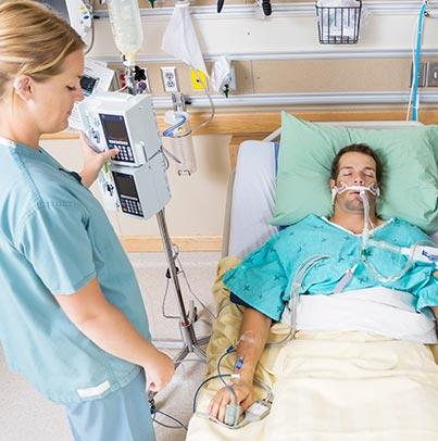 Prévention des IAS en réanimation et soins intensifs