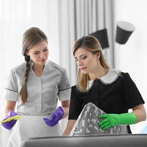 Prévention des infections dans les fonctions hôtelières et logistiques