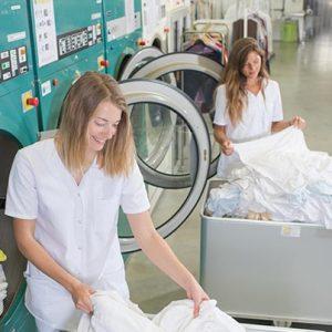 Qualité en blanchisserie hospitalière et système RABC